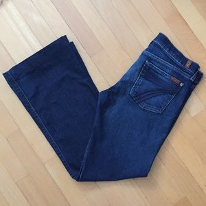 7 For All Man Kind - Dojo Jean Size 30